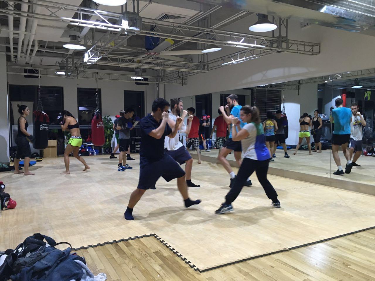 Gyms — Shuangjing Showdown