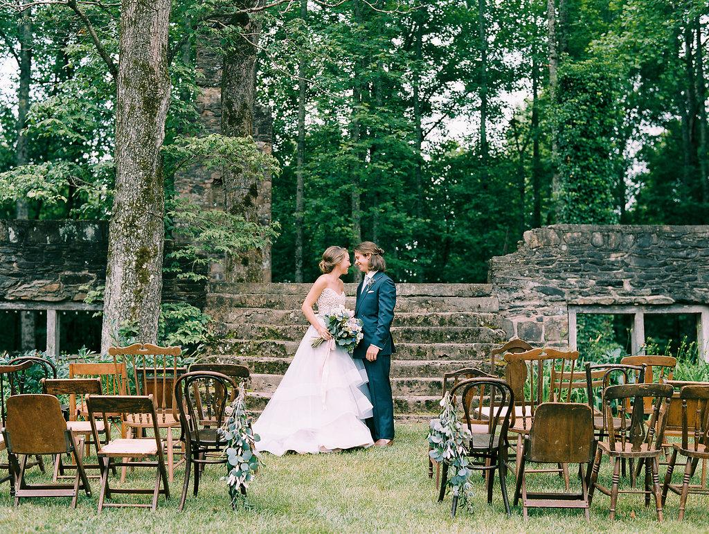 Wedding Inspiration. Southern Vintage rental