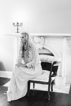 Southern Vintage Winter Glam