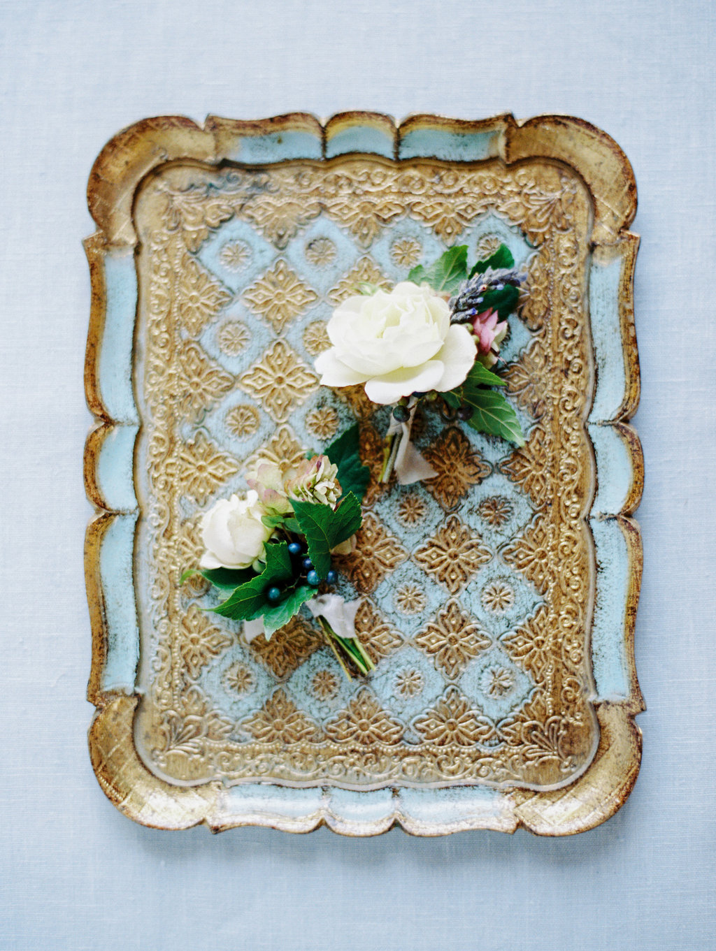 Southern Vintage florentine tray - Ryan Ray photography