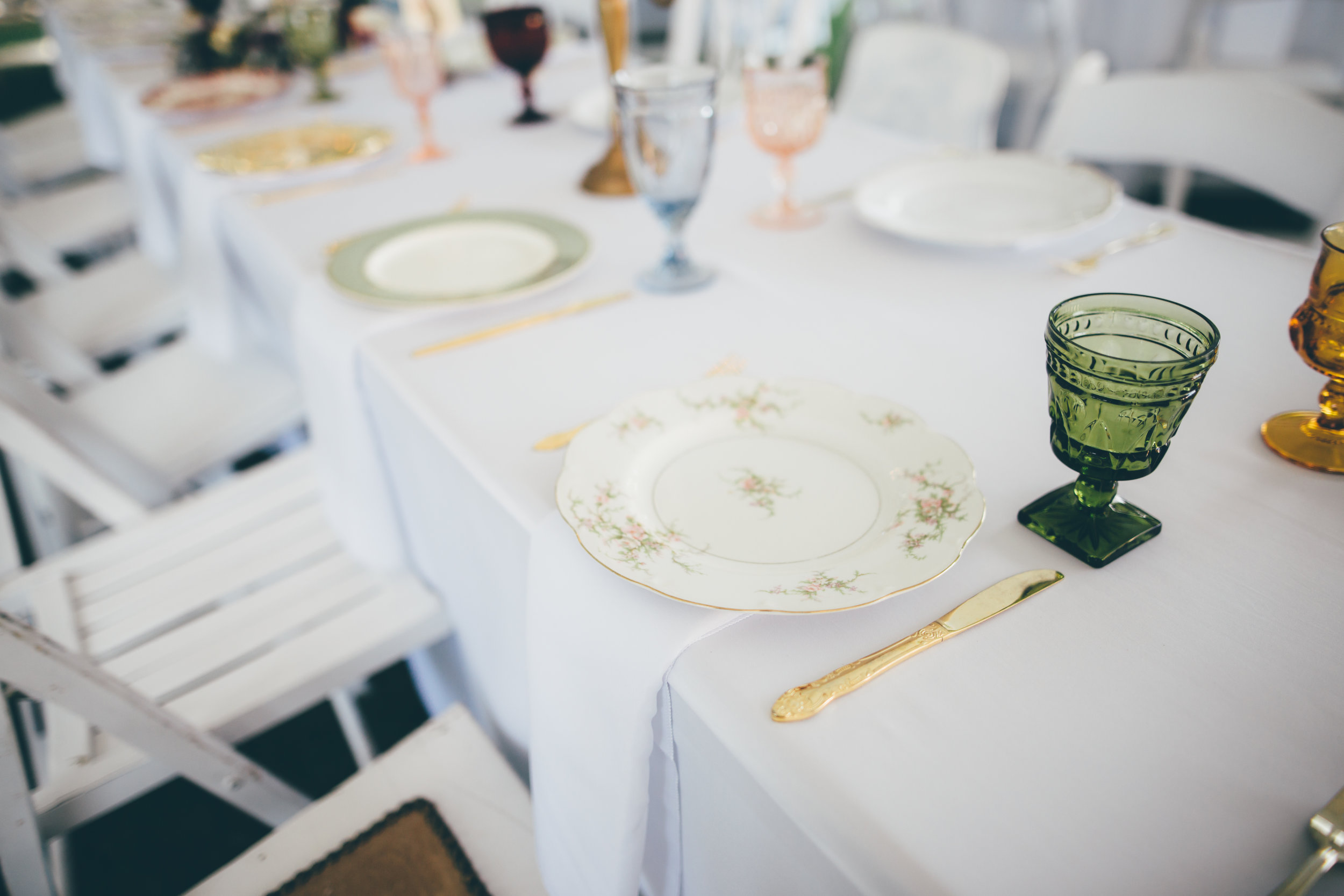 Southern Vintage Green Classic Collection