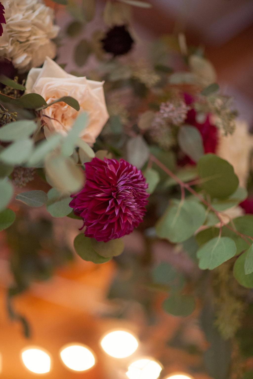 Vinewood Burgundy Wedding