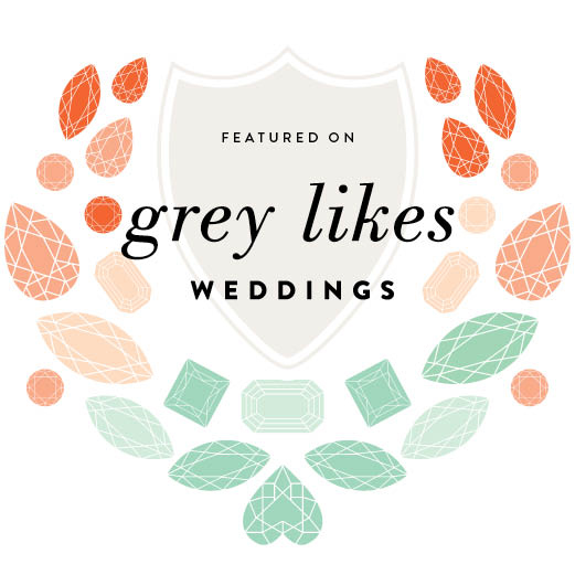 Grey Likes Weddings Southern Vintage Styled Wedding Shoot