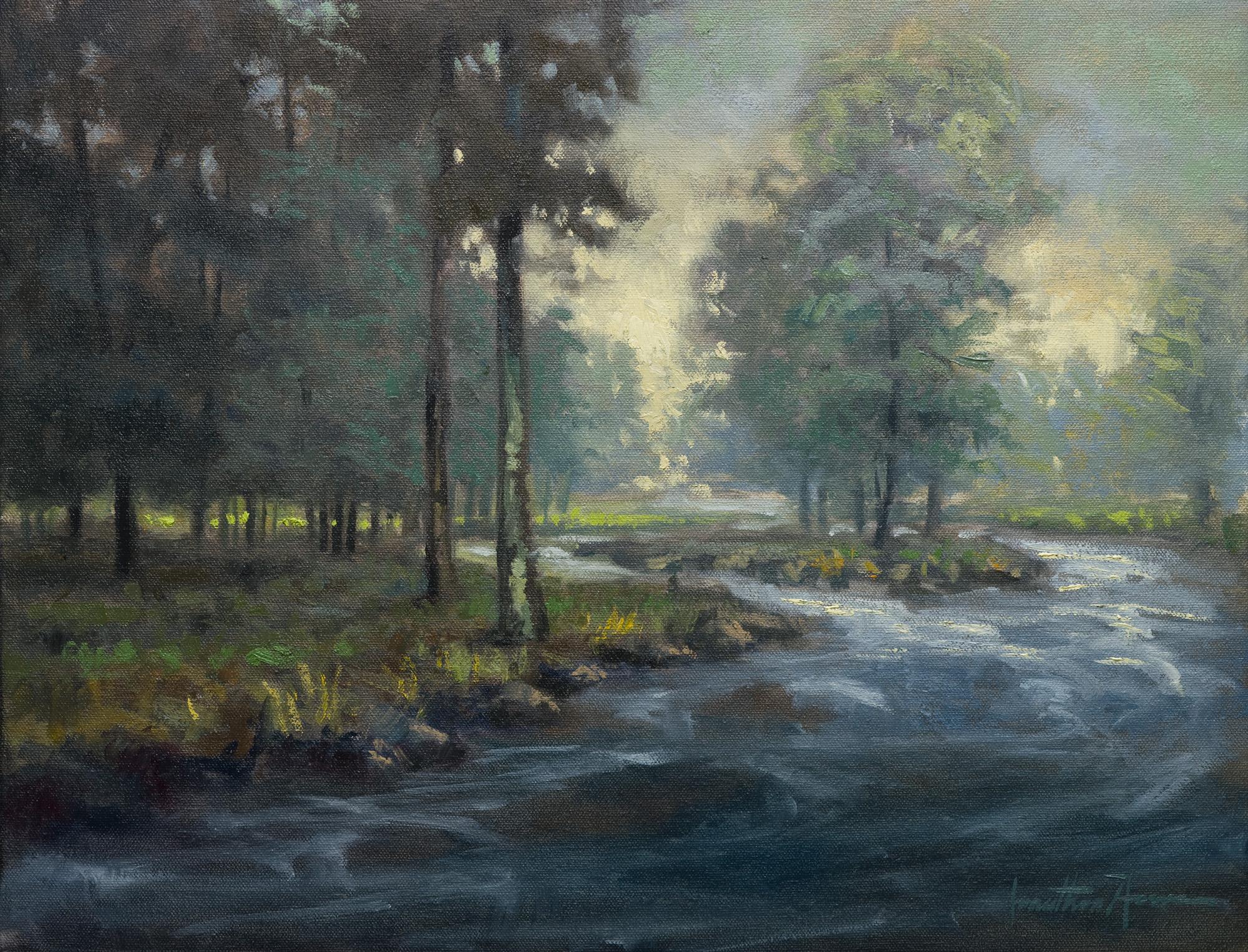 Caught in the Rain 14x18 Jonathan Howe.jpg