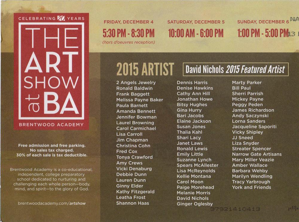 Art Show at BA BACK2015.jpg