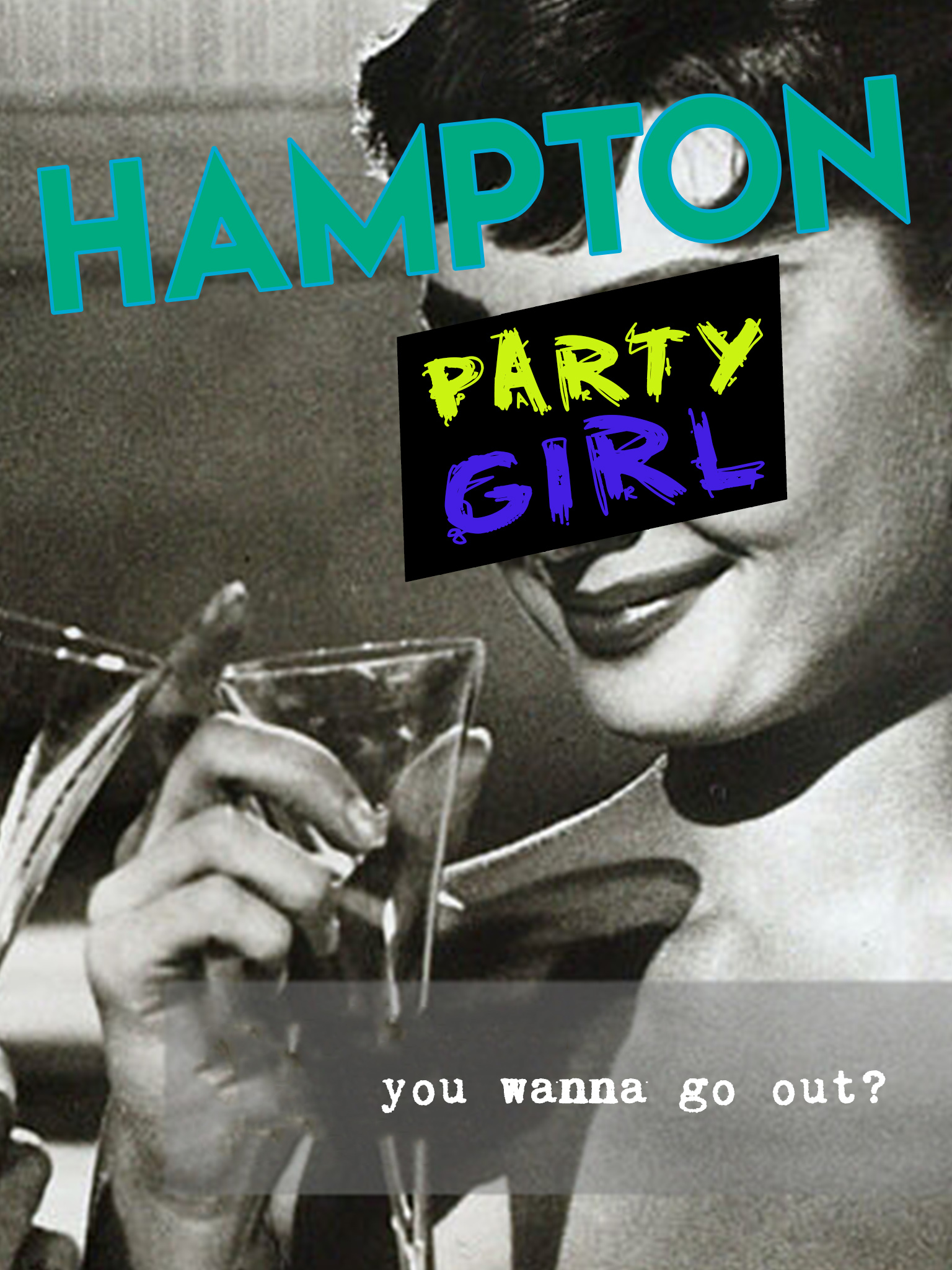 hampton party girl.jpg
