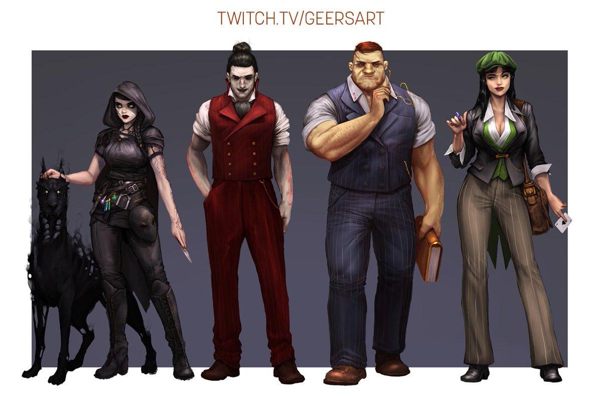 Blades Crew