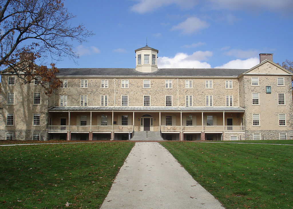 Founders Hall, Haverford College
