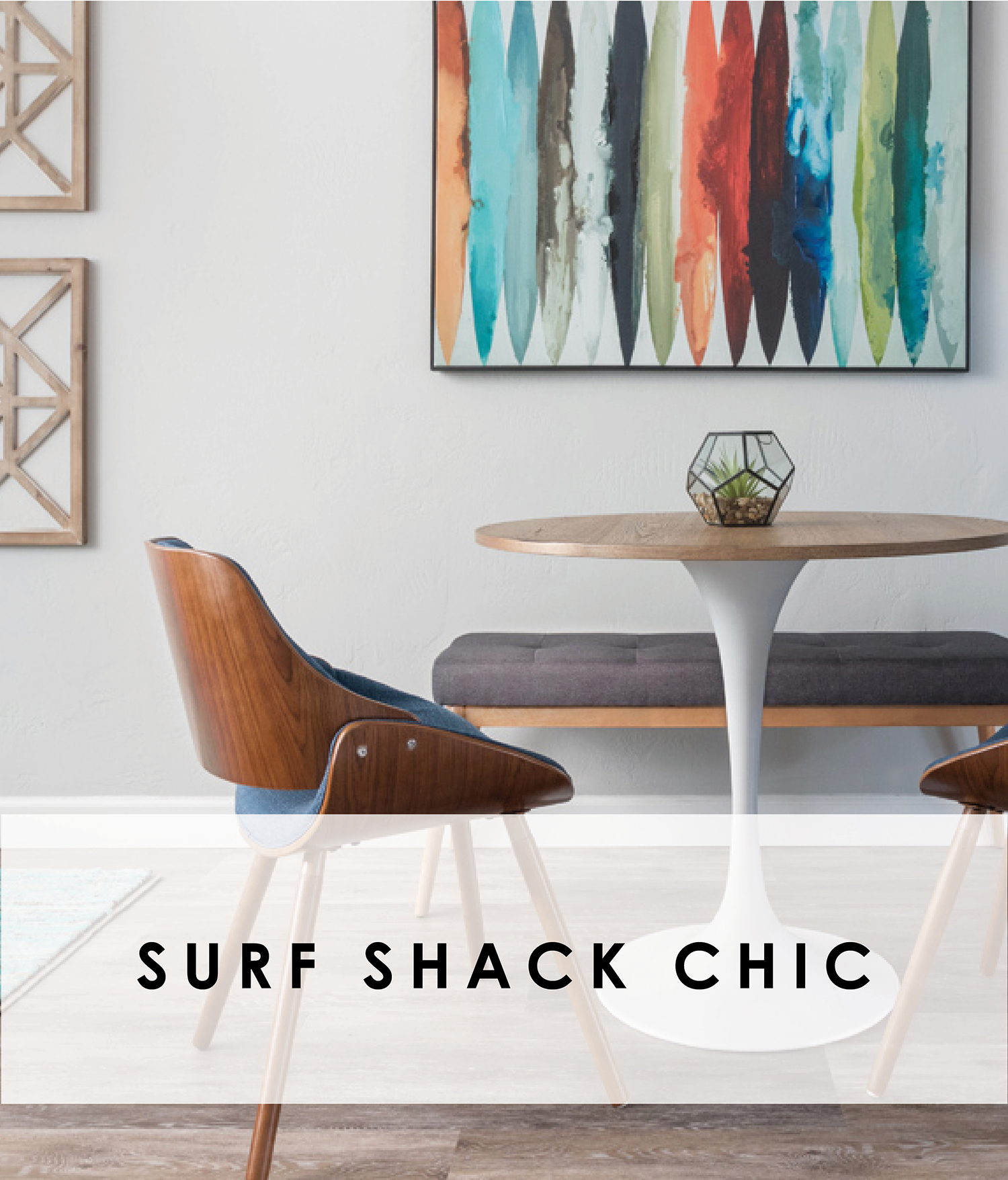 Surf Shack Chic