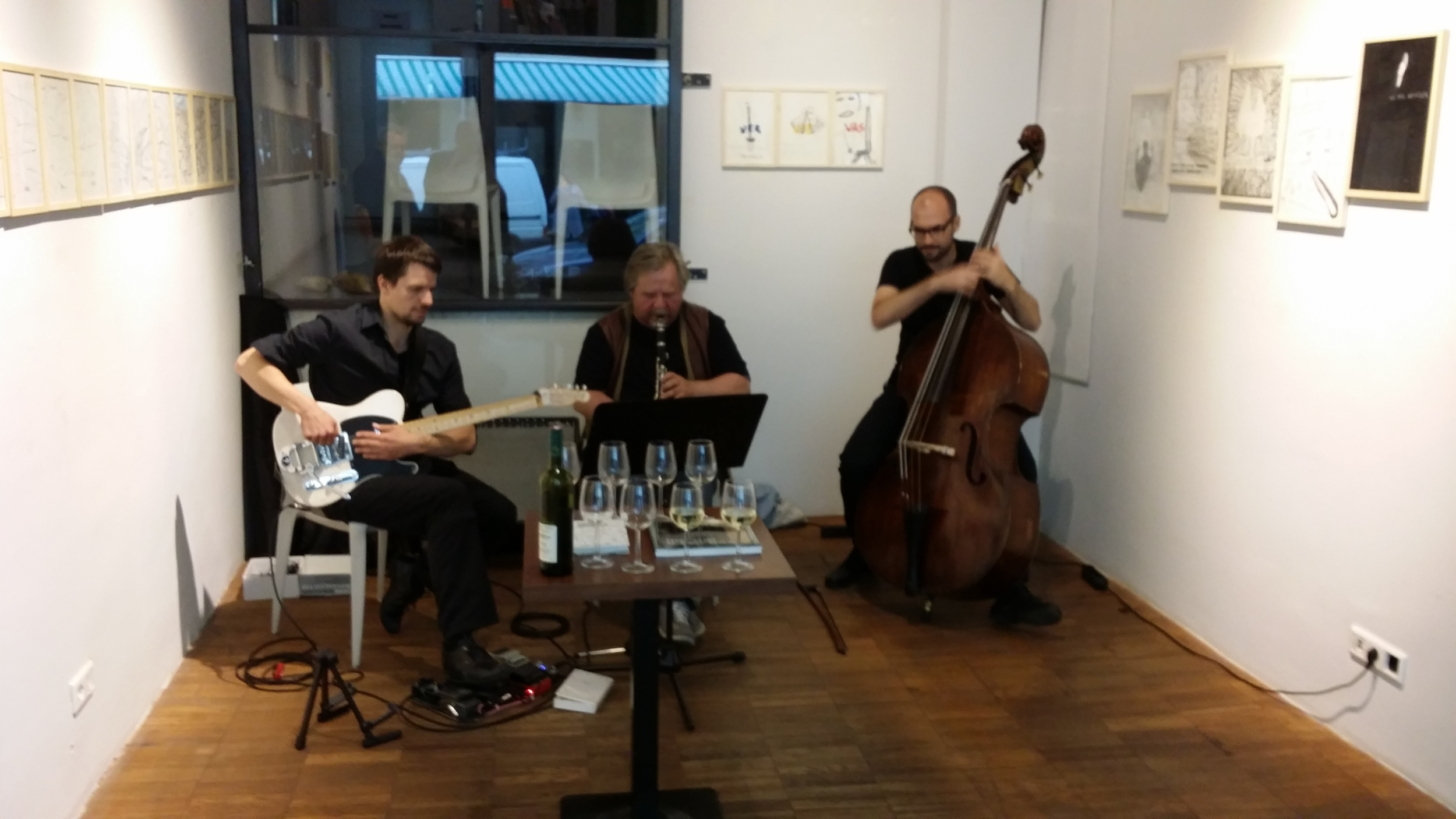 Wien, Porgy und Bess common space 2014