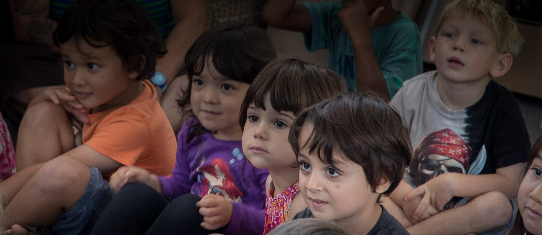 Ganon: Early Childhood Education