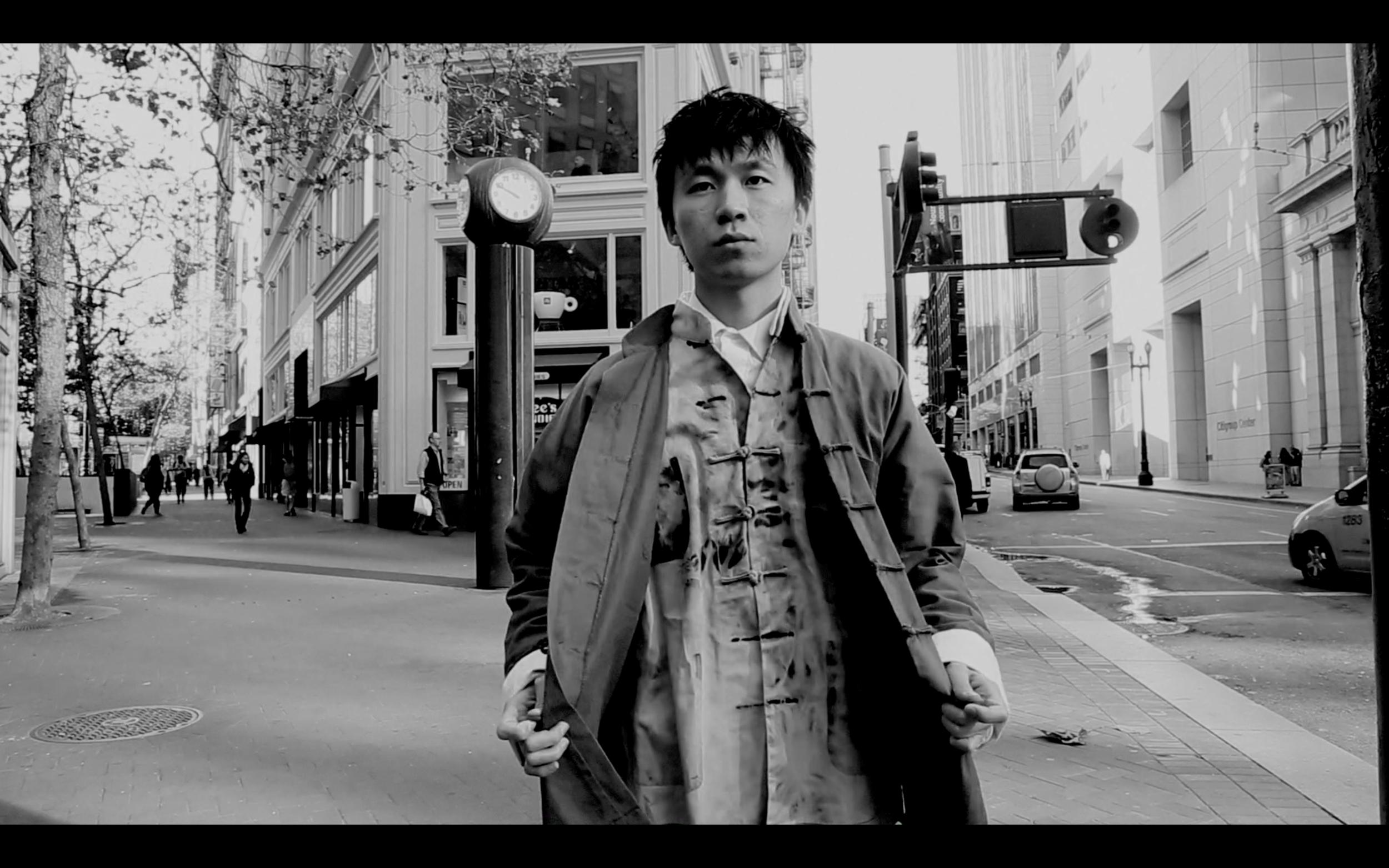 Identity - Jun Yin, Film, San Francisco, 2013