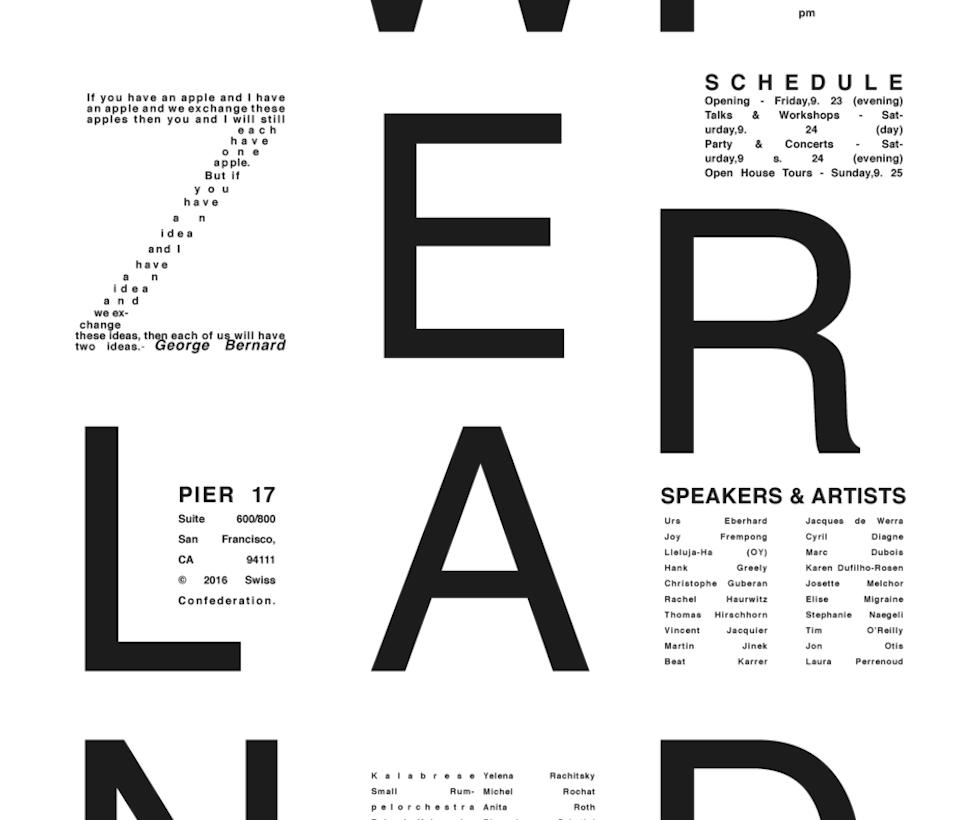 Switzerland Exhibition -