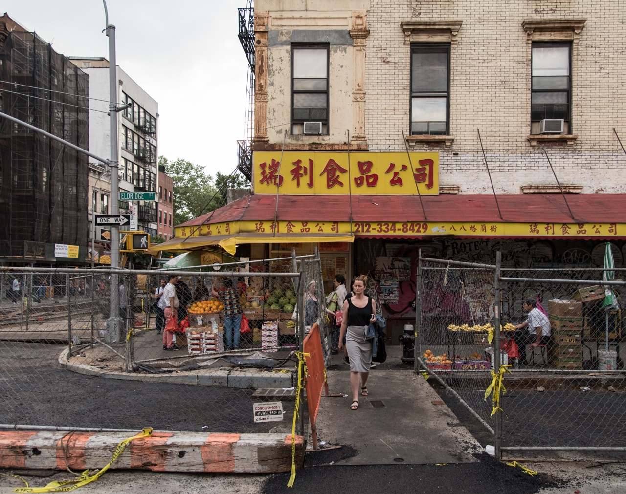 """It will be a great place if they ever finish it.""   -O. Henry on NYC"
