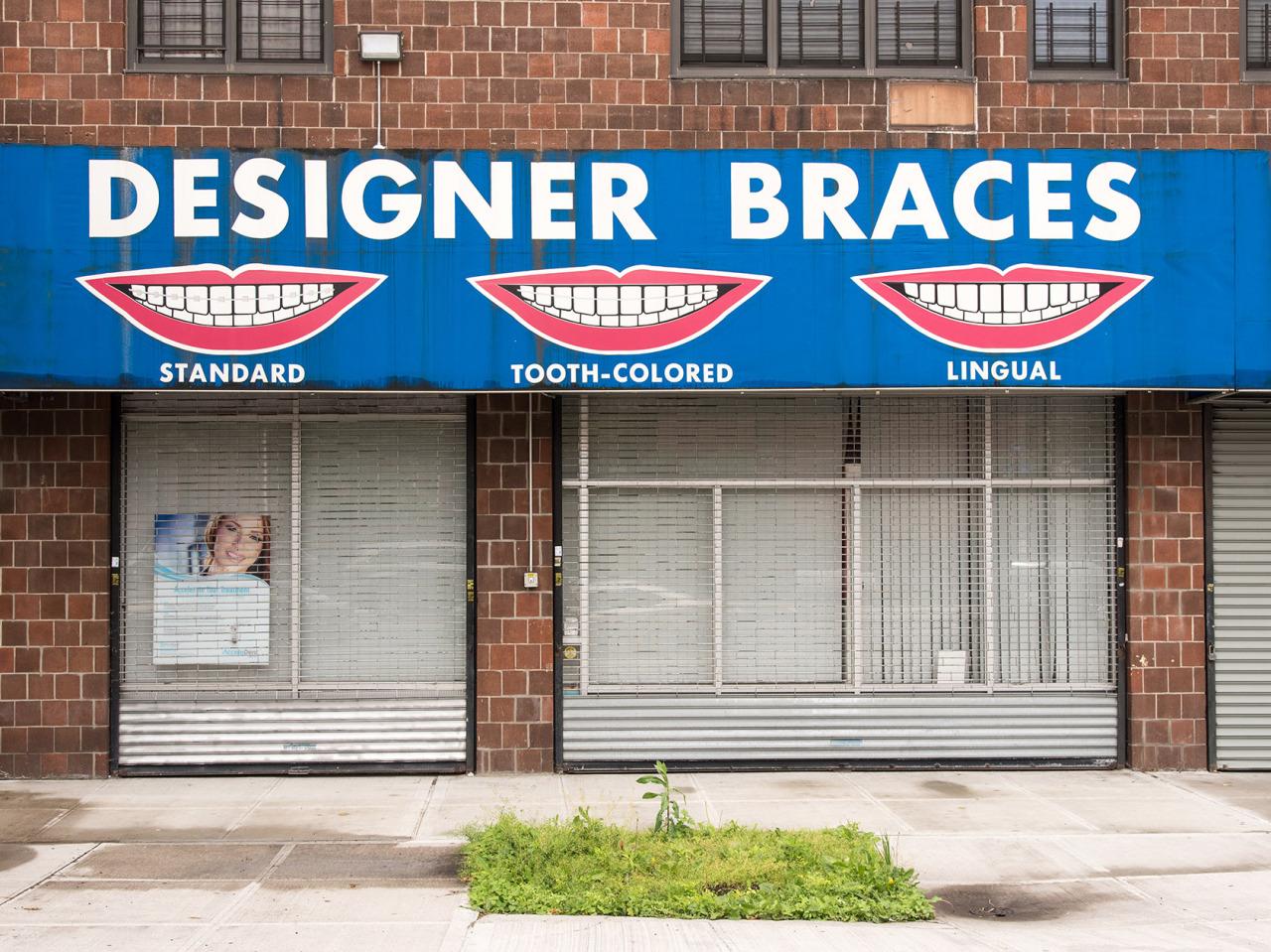 Designer Braces Brooklyn, NYC