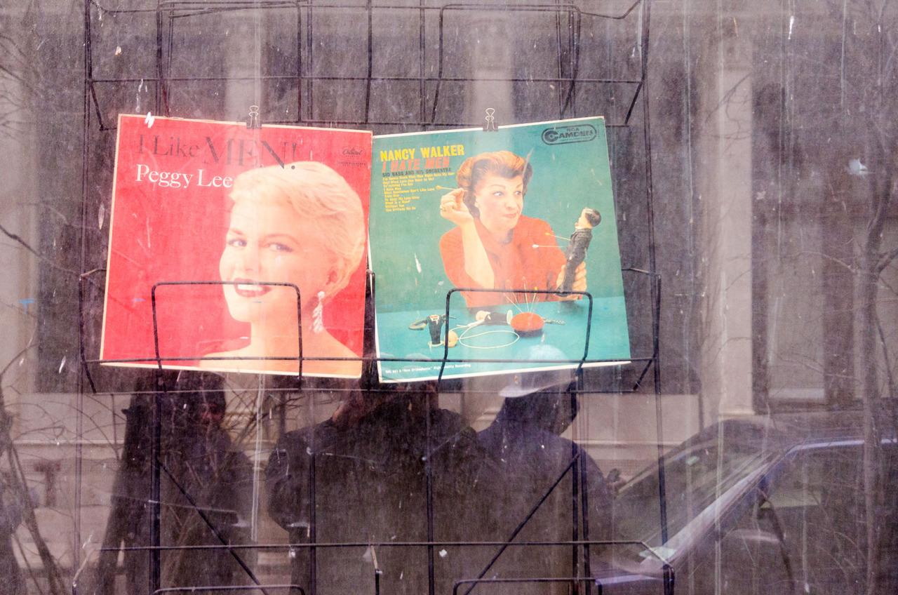 Window Women  Soho, NYC