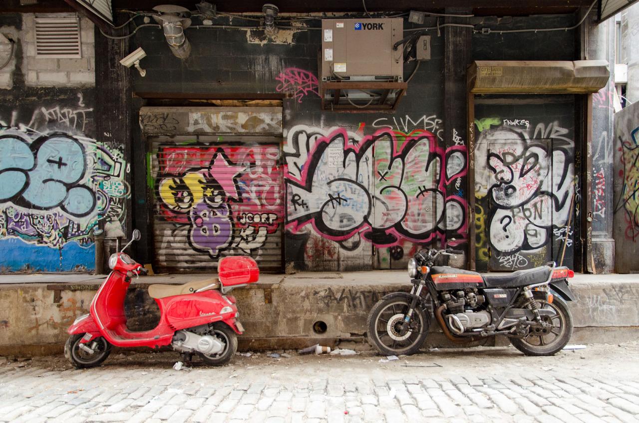 Gasoline Alley  Soho, NYC