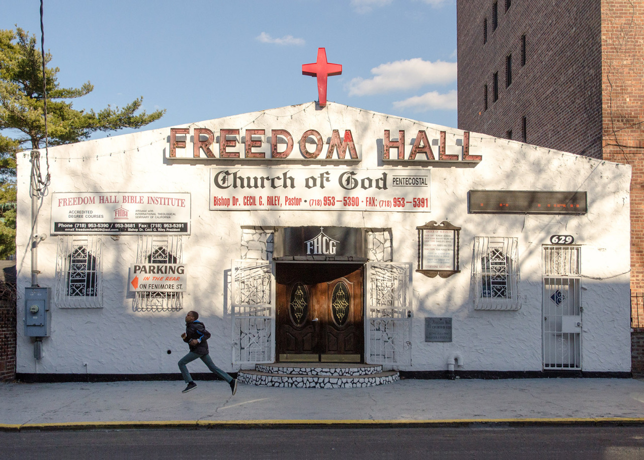Freedom  Prospect-Lefferts Gardens, Brooklyn, NY