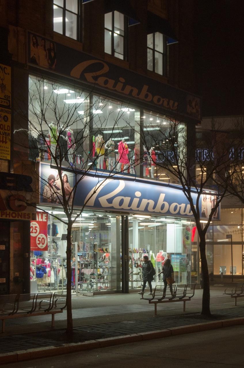 Fulton Mall, Brooklyn, NY