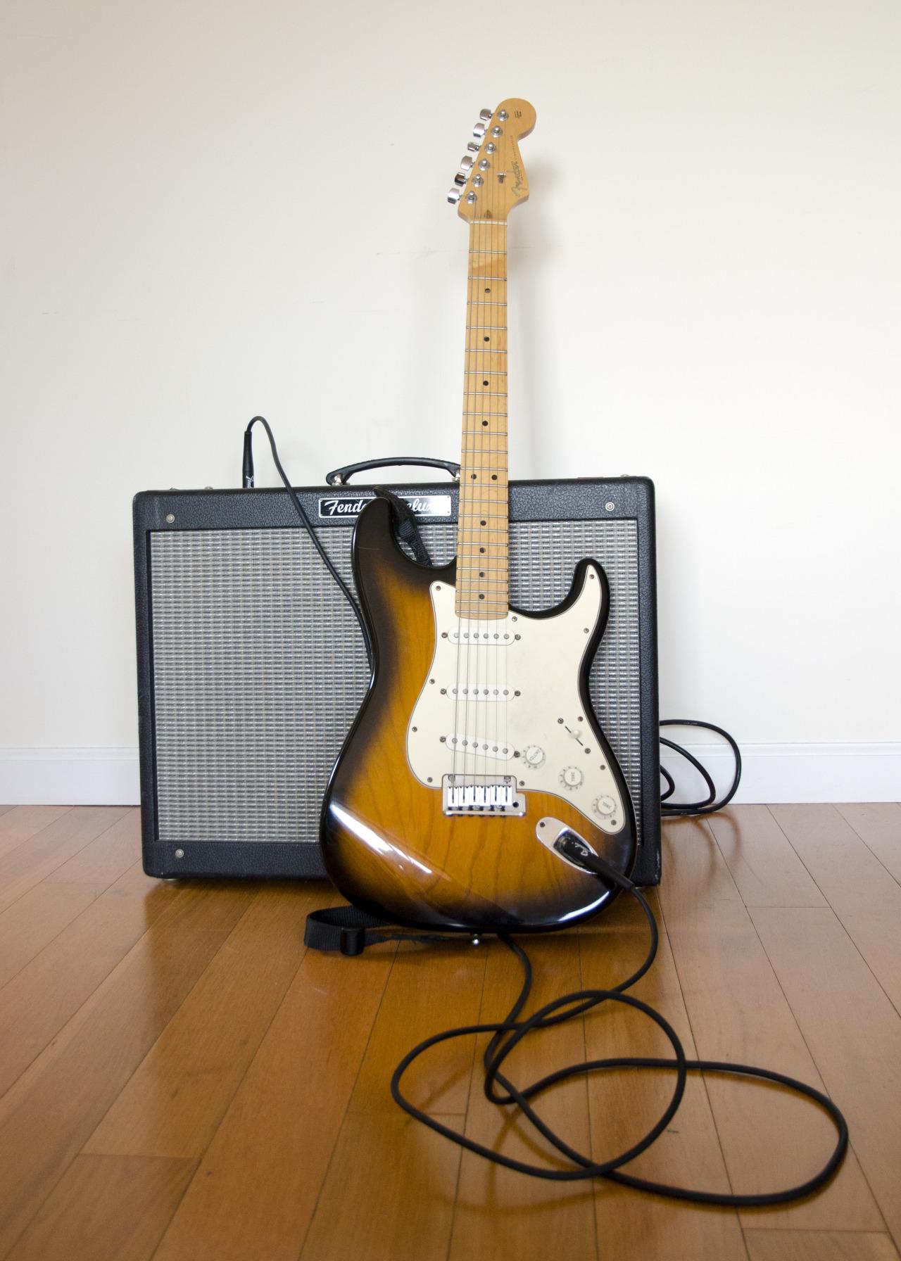 2001 Fender Stratocaster