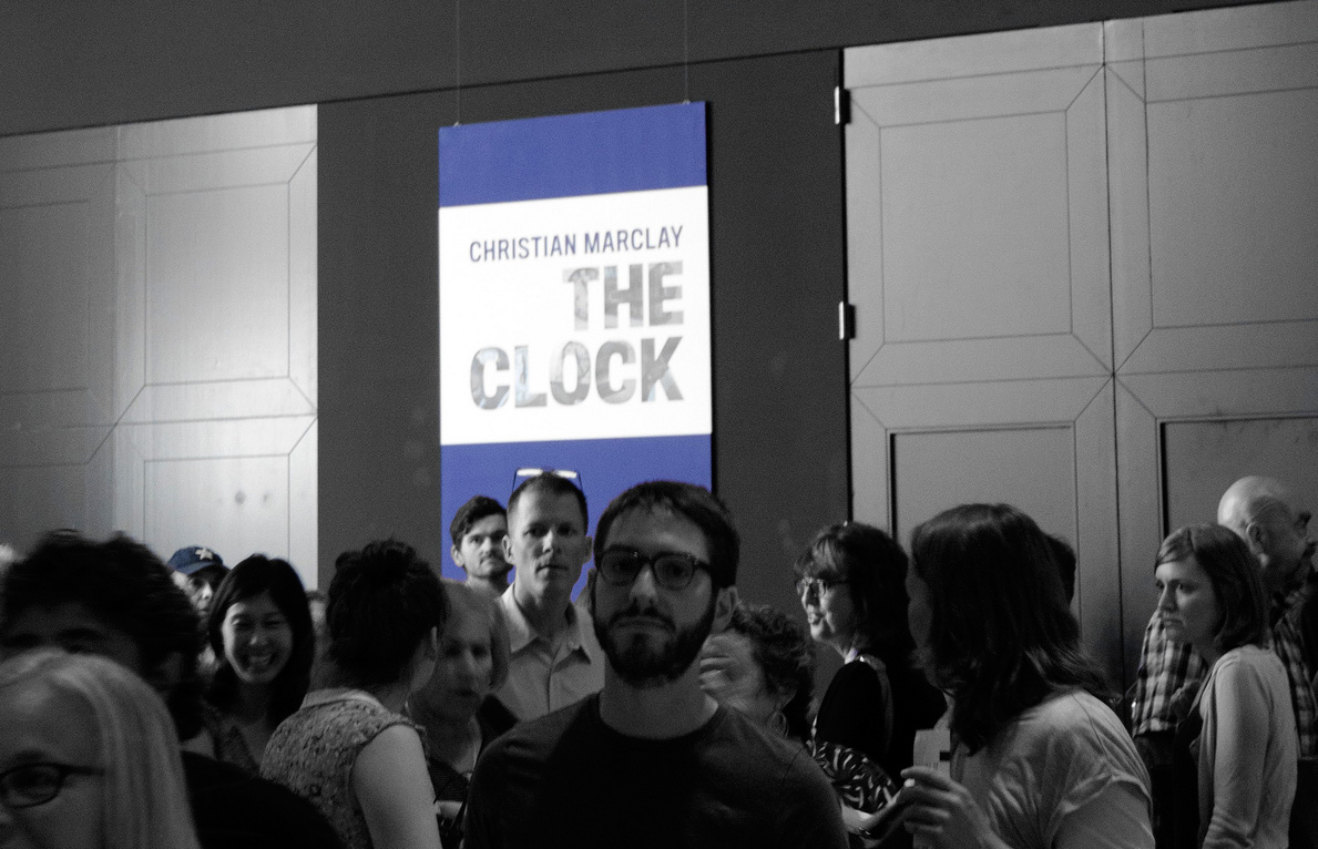 "Prepare for ""The Clock"" crowds at SFMOMA."