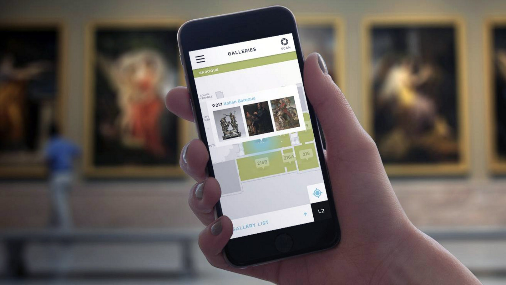 ArtLens 2.0 for the Cleveland Museum of Art