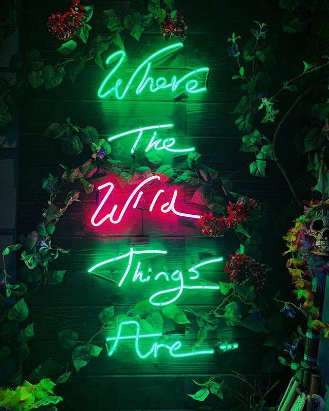 Be Wild.