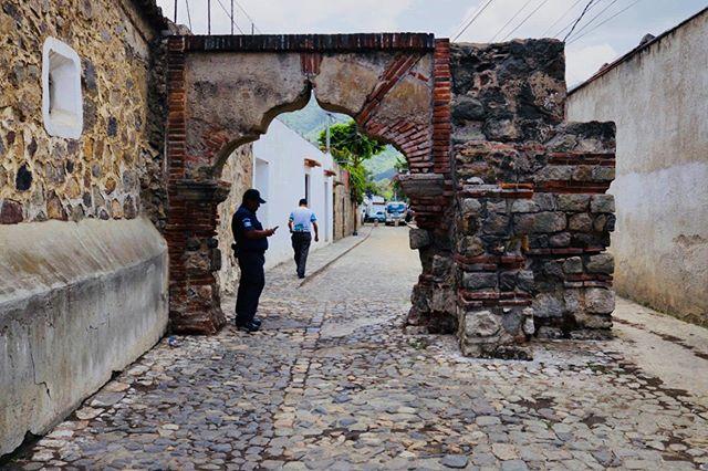 Antigua. #travel #guatemala #centralamerica #travel #ruins