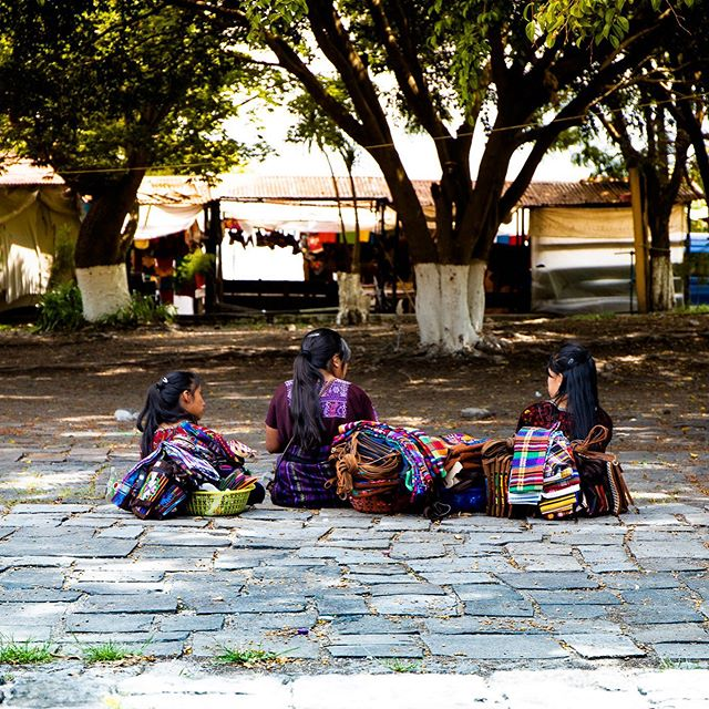 Gather round. #guatemala #tipico #centralamerica #travel