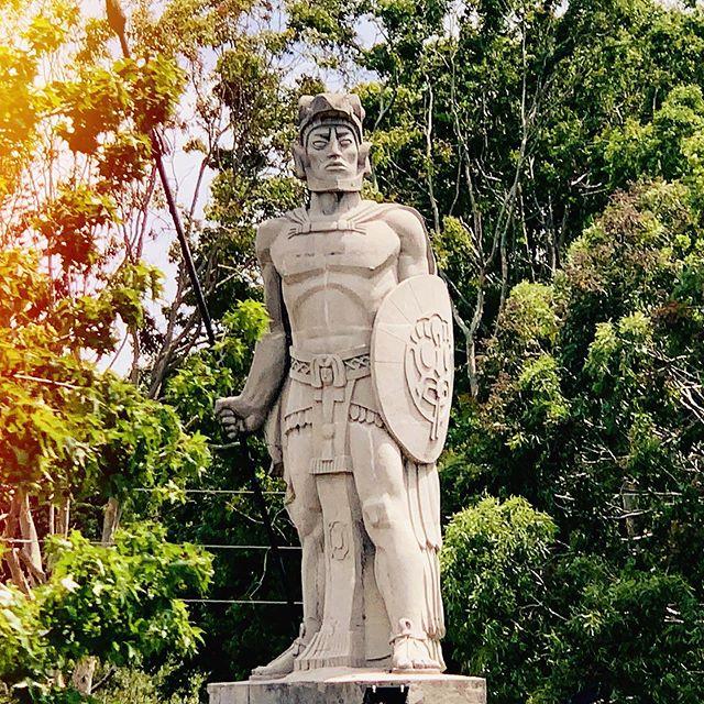Tecum Uman #guatemala #travel #centralamerica #mayas