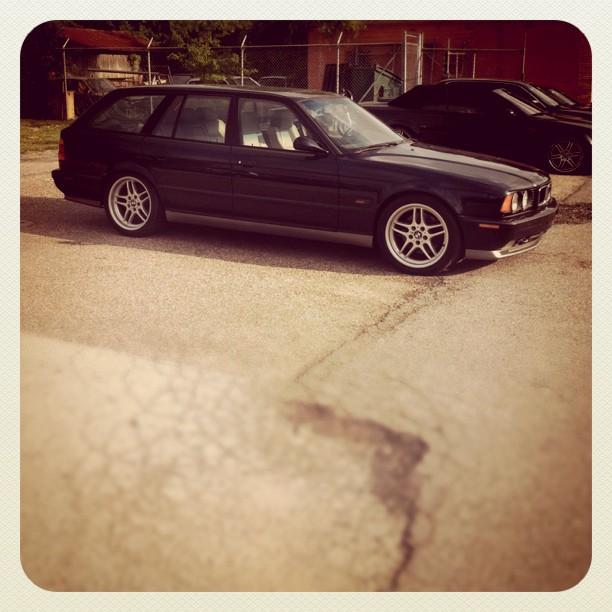 BMW E34 Toruing