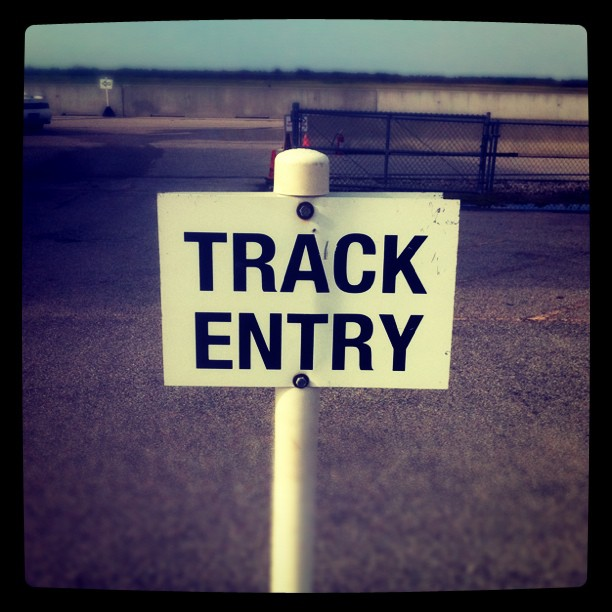 Track Entry