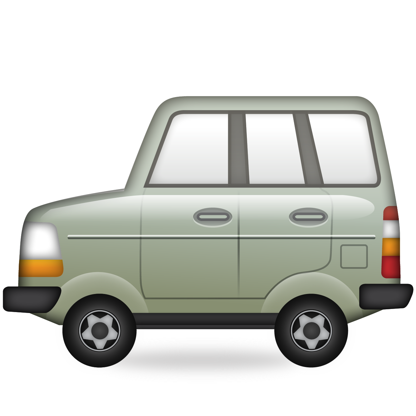 Volvo 240DL Emoji