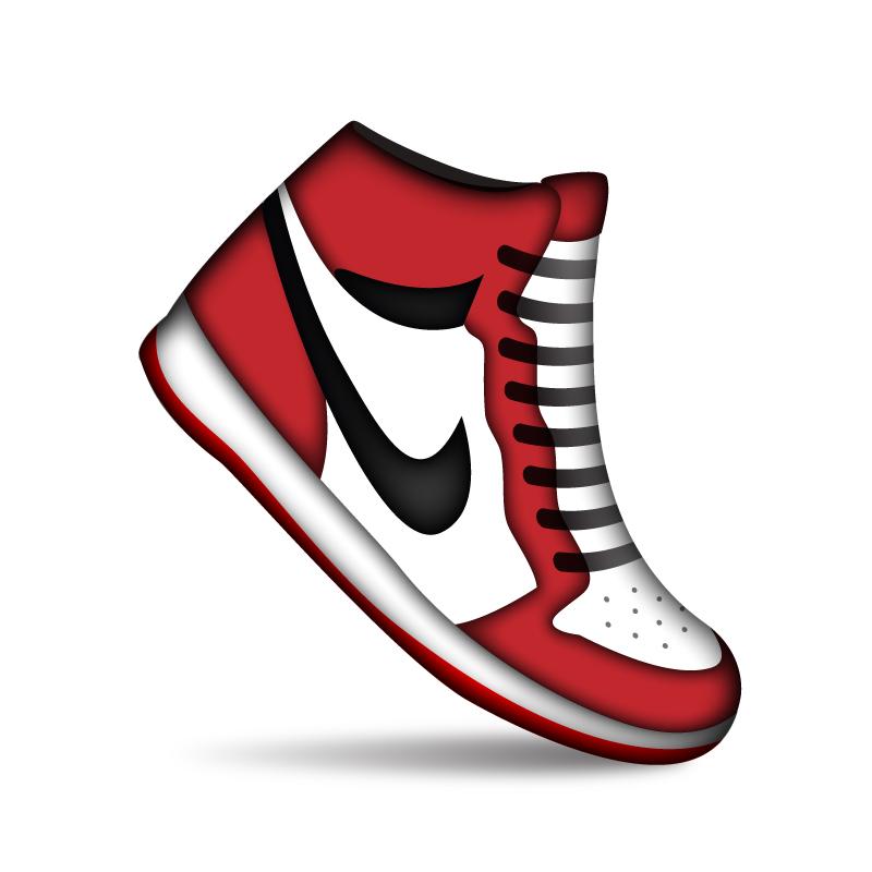 Air Jordan Emoji