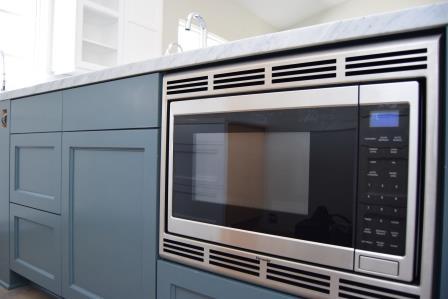Built in high end appliances
