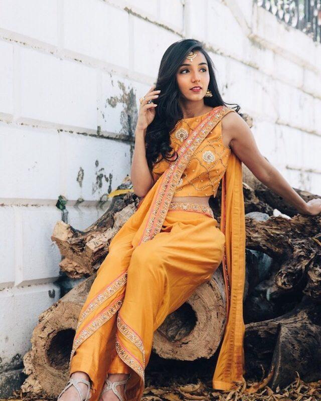 Outfit By:  TISHA by Tisha Saksena , New Delhi