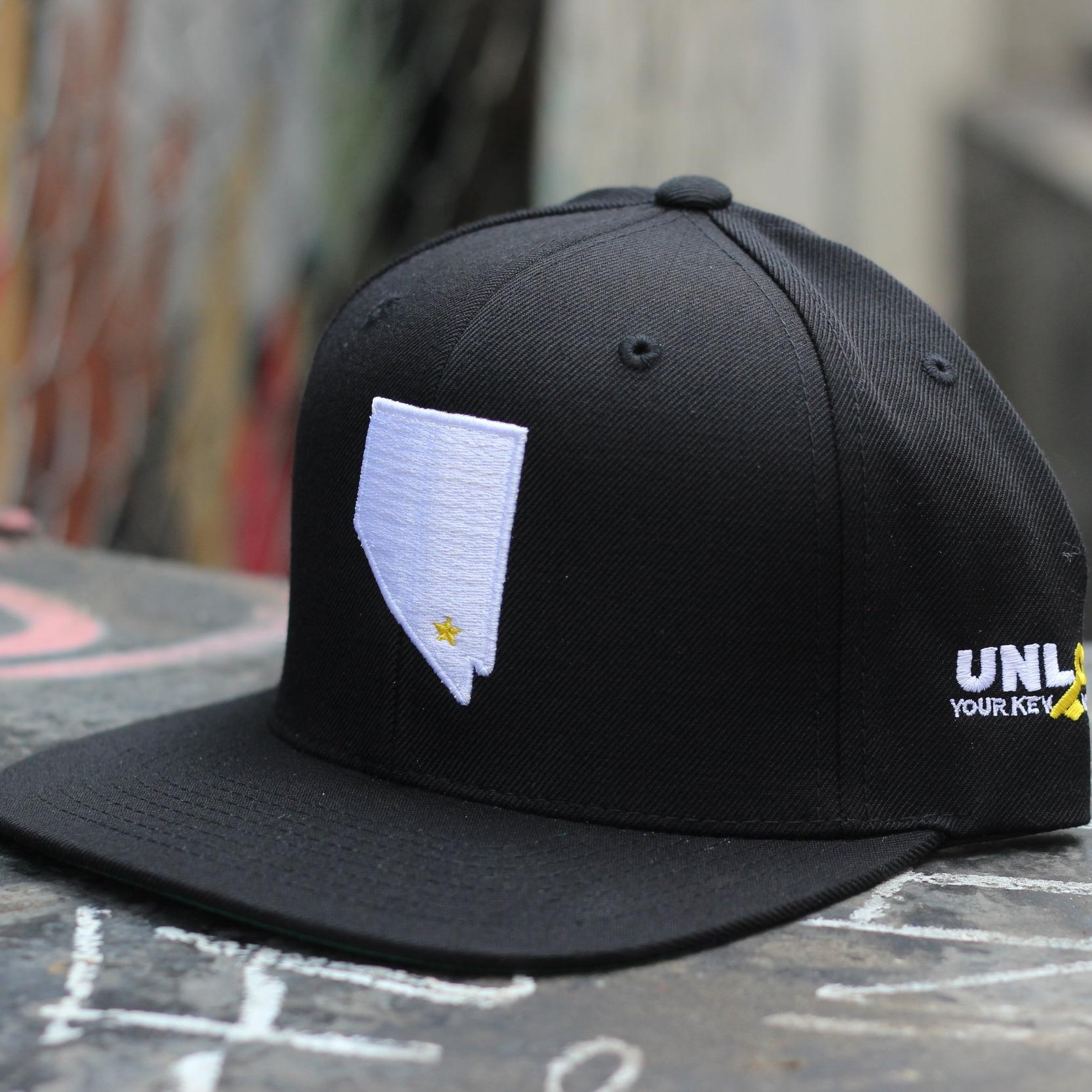 Unlokt Snapback Hat