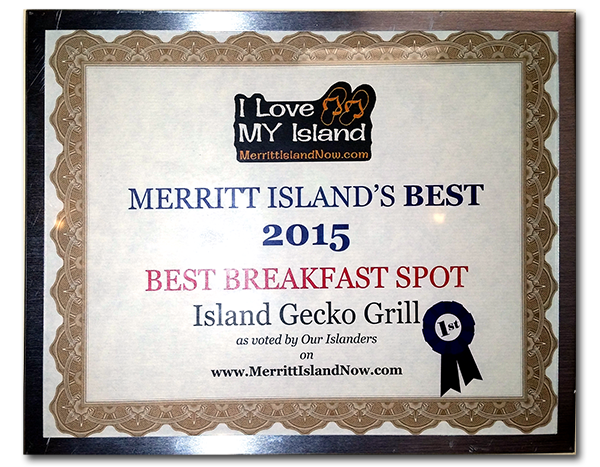 Not bragging. But we really are. Thank you Islanders!