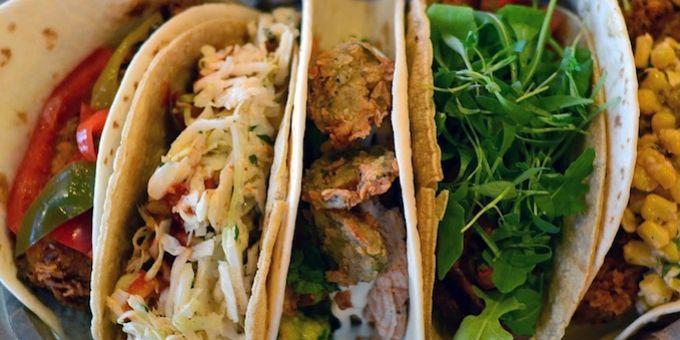 The tacos at The Original El Taco, Atlanta (photo from Zagat.com)