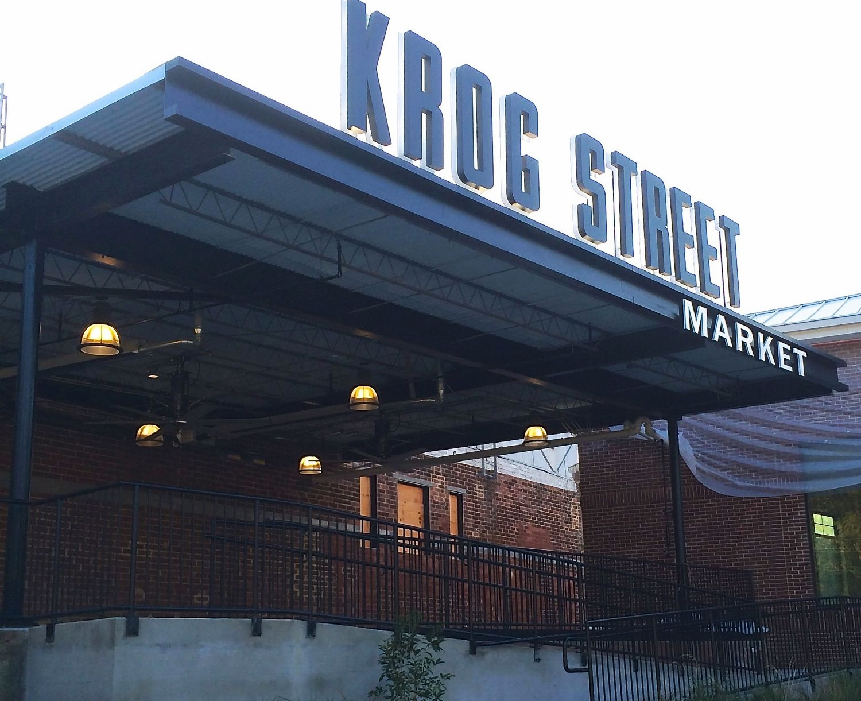 front of Krog Street market (photo courtesy of storycroft.com)