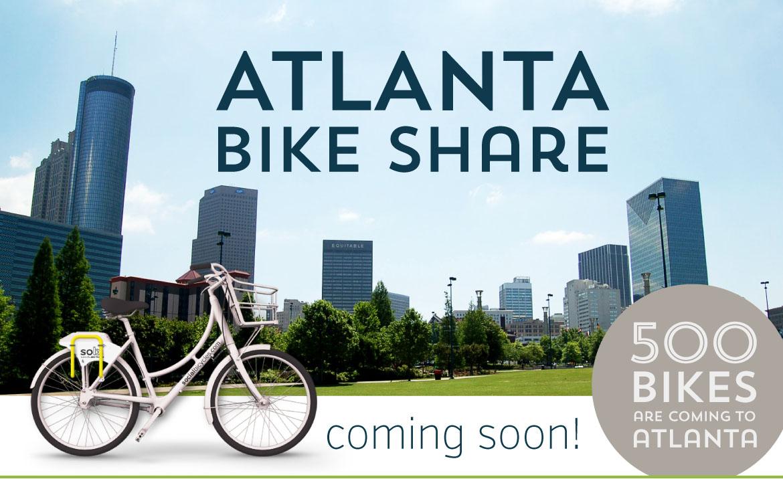 Photo from atlantabicycleshare.com
