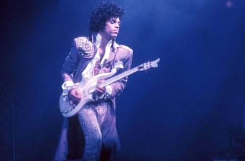 Prince, 1985 (Photo from billboard.com)