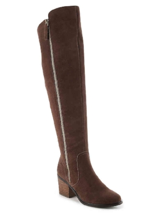Crown Vintage Uptown Over the Knee Boot