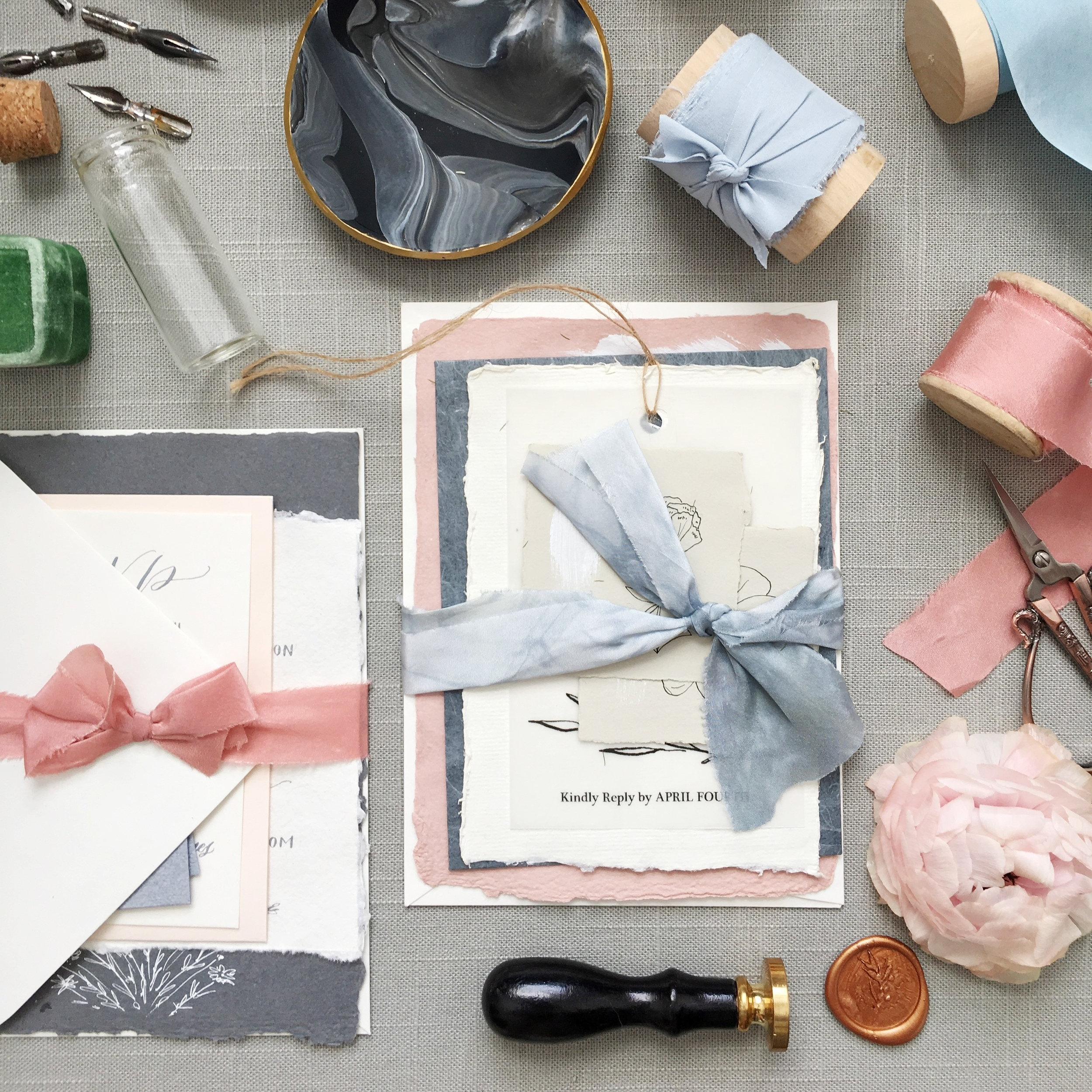 STYLING STATIONERY SERIES - Watch for FREE on YouTube