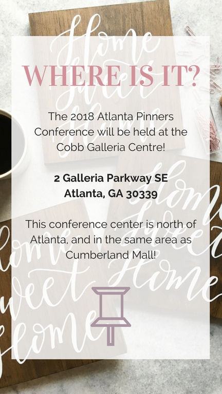 pinners coupon, pinners code, pinners conference, atlanta pinners