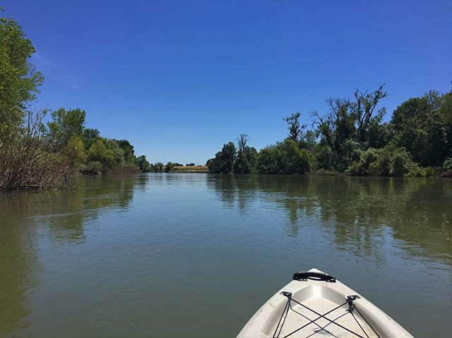The weekend's almost over. Get out on the water while you still can! . . . #fishing #getoutside #sacramento #northerncalifornia #eatinvasive #ncka #kayakfishing #emotionkayaks #striper