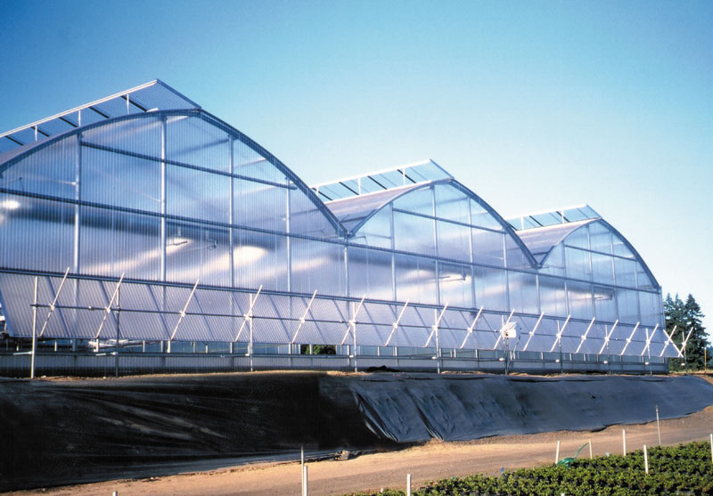 . : INDUSTRIAL GREENHOUSES