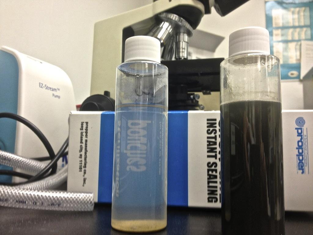 . : process water treatment