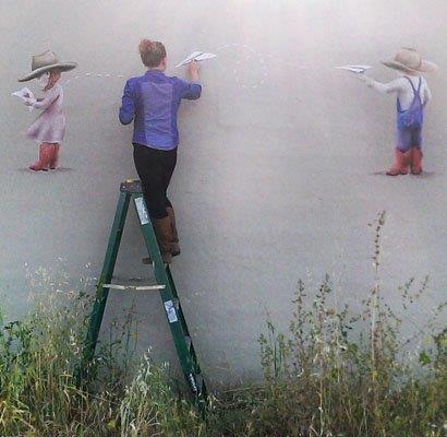 Chelsea Ward - Painting and Illustration  Mentor: Laura-Susan Thomas