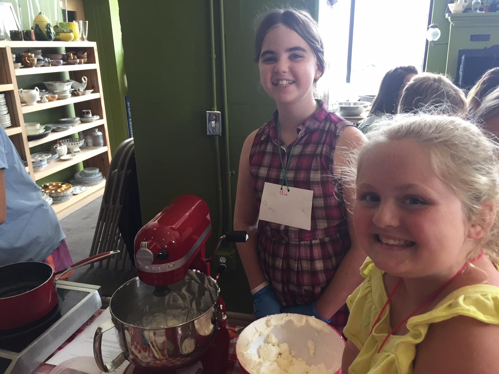 Devonshire Cream Crew